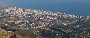 Marbella aérea