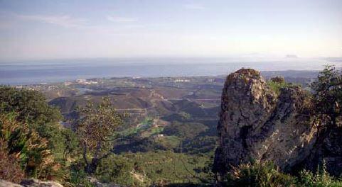 Senderismo en Marbella